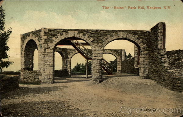 The Ruins, Park HIll Yonkers New York