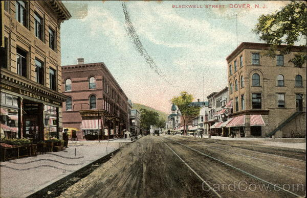 Blackwell Street Dover New Jersey