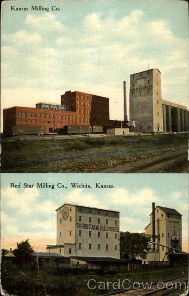 Kansas Milling Co.; Red Star Milling Co Wichita
