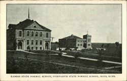 Kansas State Normal School, Gymnasium State Normal School