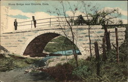 Stone Bridge Near Emporia