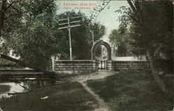 Entrance, High Cliff Park