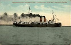 Dominion Atlantic Railway Liner Prince Arthur