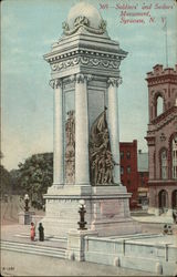 Soldier's and Sailor's Monument