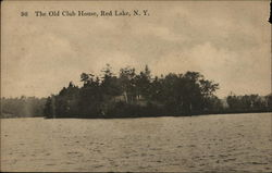 The Old Club House, Red Lake