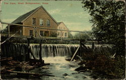 The Dam at West Bridgewater