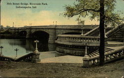 30th Street Bridge, Riverside Park