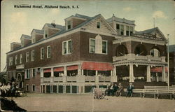 Richmond Hotel, Staten Island