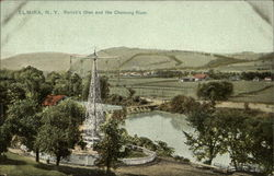 Rorick's Glen and the Chemung River