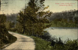 Cedar Lake, Cliffs Drive