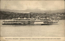 The Steel Steamer Robert Fulton