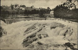 Falls of the Walkill River