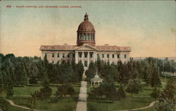 The State Capitol and Grounds