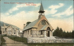 Bishop Rowe's Residence and Church