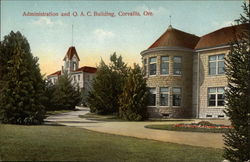 Administration and O.A.C. Building