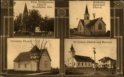 Churches in Woodburn