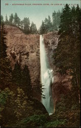Multnomah Falls, Columbia River