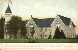 State Normal School at Monmouth