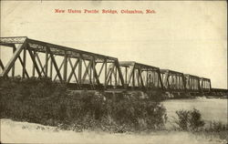 New Union Pacific Bridge