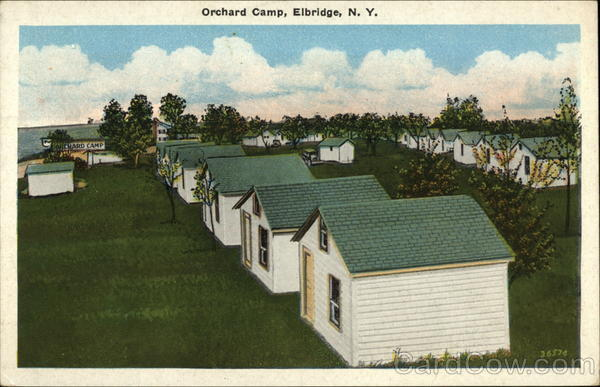 Orchard Camp Elbridge New York
