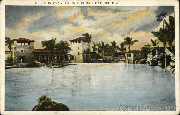 venetian casino coral gables florida