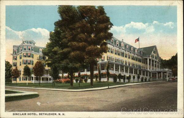 Sinclair Hotel Bethlehem New Hampshire