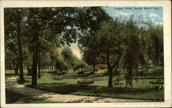 Leeper Park South Bend Indiana