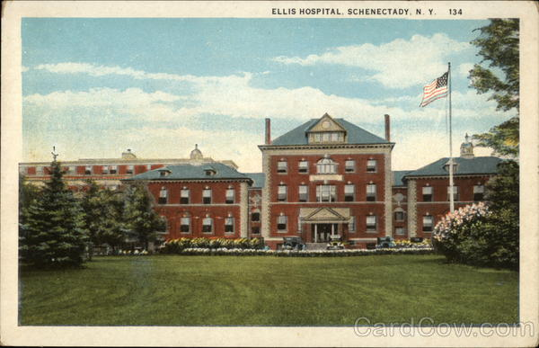 Ellis Hospital Schenectady New York