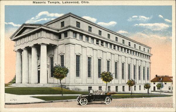 Masonic temple lakewood oh for T shirt printing lakewood ohio
