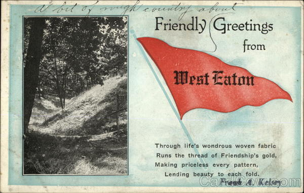 Friendly Greetings West Eaton New York
