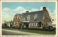 Summer Residence of Joseph C. Lincoln