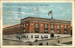 Michigan National Guard Armory