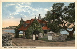 Gate Lodge, Eastern Point