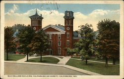 Old College Building, Valparaiso University