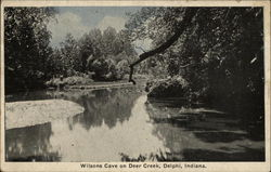 Wilsons Cave on Deer Creek