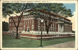 Soldiers' and Sailors' Masonic Memorial Hospital