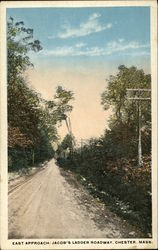 East Approach, Jacob's Ladder Roadway