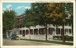 The Hubbard Hotel, Thousand Islands