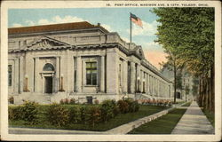 Post Office, Madison Ave. & 13th
