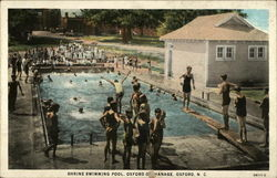 Shrine Swimming Pool, Oxford Orphanage