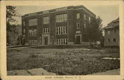 High School in Roscoe