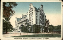 Engineering Building, McGill University