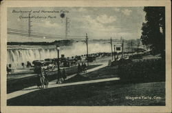 Boulevard and Horseshoe Falls, Queen Victoria Park