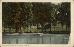 Sanitarium Park Lake