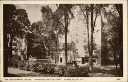 The Queensbury Hotel, American Hotels Corp