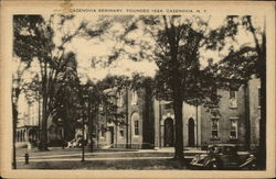 Cazenovia Seminary: Founded in 1824