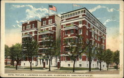 Hotel Traylor, J. Lawrence Duling Mgr
