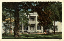 The Hermitage: Home of President Andrew Jackson Postcard