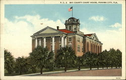 Bay County Court House