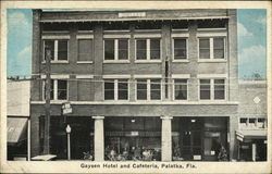 Gaysen Hotel and Cafeteria